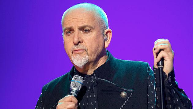 Peter Gabriel zu Gast in der Wiener Stadthalle (Bild: EMI Music)