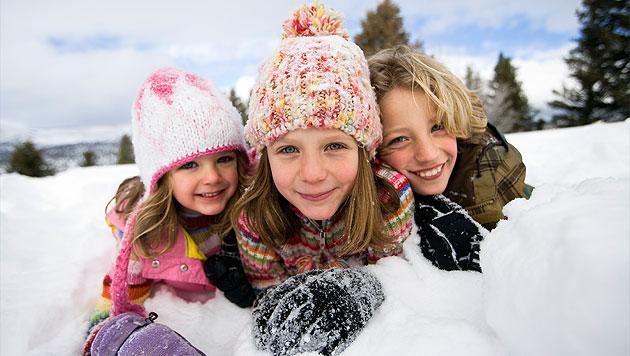 Wie Sie Ihr Kind vor Verkühlungen schützen (Bild: thinkstockphotos.de (Symbolbild))