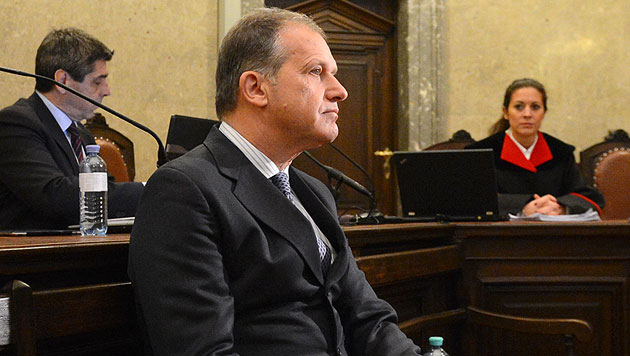 BVT-Chef: Ernst Strasser fürchtete auch Russen-Spione (Bild: APA/HELMUT FOHRINGER)