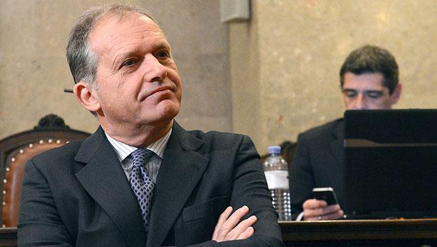 BVT-Chef: Ernst Strasser fürchtete auch Russen-Spione (Bild: EPA)