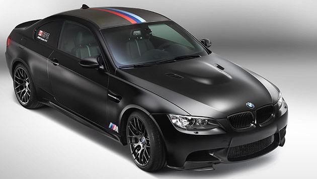 BMW feiert DTM-Erfolg mit BMW-M3-Sonderedition (Bild: BMW)