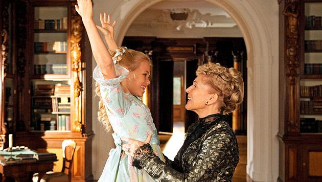 """Christiane Hörbiger: """"Kleine Lady"""" & Grande Dame (Bild: ORF)"""