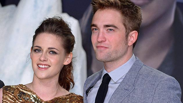 Kristen Stewart will wieder mit Robert Pattinson drehen (Bild: EPA)
