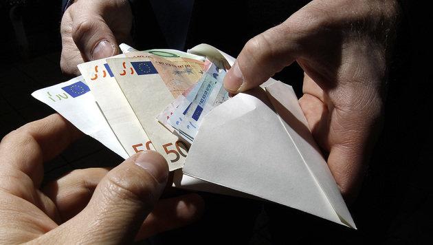 Österreich stürzt im Korruptionsindex auf Platz 25 ab (Bild: APA/GEORG HOCHMUTH)