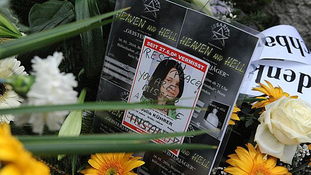 Drogenrückstände in Julia Kührers Skelett gefunden (Bild: APA/HERBERT PFARRHOFER)