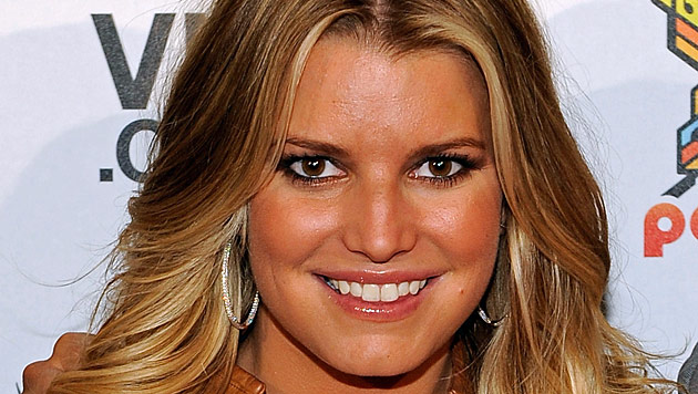 "Jessica Simpson hat Ärger mit ""Weight Watchers"" (Bild: AP)"