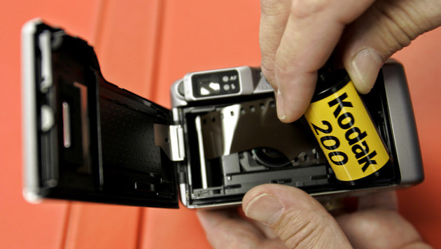 Kodak trennt sich von legendärem Fotofilm-Geschäft (Bild: AP)