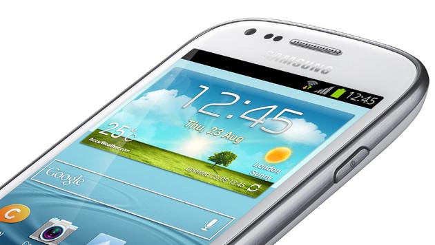 Samsungs Galaxy S4 angeblich schon ab April im Handel (Bild: AP)