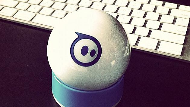 Die schrägsten Geschenkideen für Technik-Freaks (Bild: Sphero)