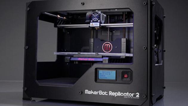 Die schrägsten Geschenkideen für Technik-Freaks (Bild: Makerbot)