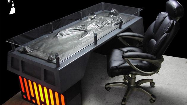 Die schrägsten Geschenkideen für Technik-Freaks (Bild: Tom Spina Designs)