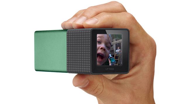 Lytro will Lichtfeld-Kameras ins Handy bringen (Bild: Lytro)