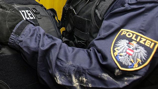 Mann schießt 33-Jährigem nach Streit ins Bein (Bild: APA/Hans Klaus Techt)