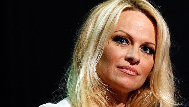 Pamela Anderson lässt sich wieder einmal scheiden (Bild: dapd)