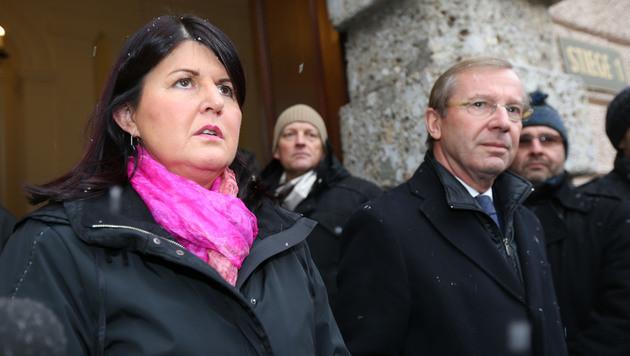 Streit um Löhne für Beamte in Salzburg nun beigelegt (Bild: Neumayr/MMV)