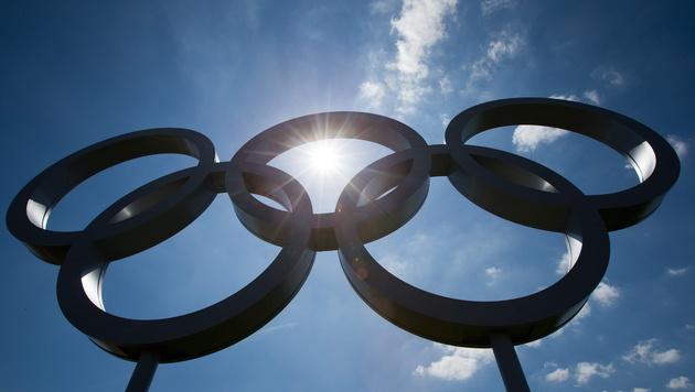 IOC-Aus für russische Ex-Doper widerspricht CAS (Bild: EPA)