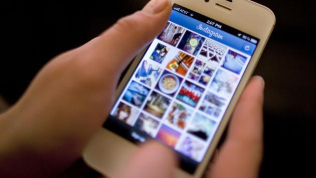 Benutzer kehren Instagram in Scharen den Rücken (Bild: AP)
