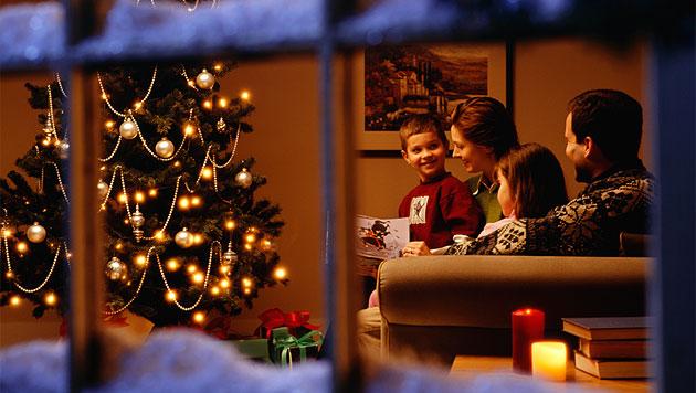 Tipps für Weihnachten ohne Stress und Streit (Bild: thinkstockphotos.de)