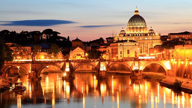 Rom-Reise mit Hindernissen (Bild: thinkstockphotos.de)