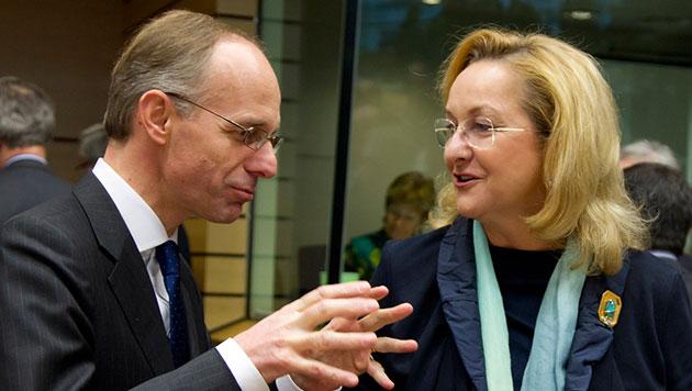 53 Milliarden Euro frisches Geld f�r Krisen-Griechen (Bild: AP)