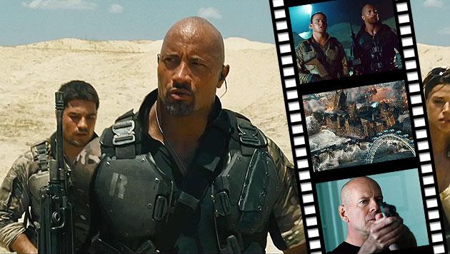 """Der brandneue Trailer zu """"G.I. Joe: Die Abrechnung"""" (Bild: UPI)"""