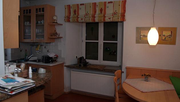"""Dunkles Asylheim in O�: """"Die B�rger haben keine Angst"""" (Bild: Christoph Gantner)"""