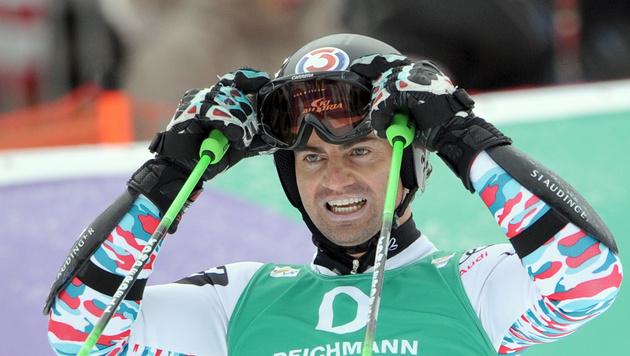"""""""Platz schaffen"""": Stephan Görgl beendet Karriere (Bild: APA/ROLAND SCHLAGER)"""