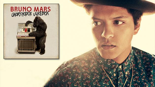 Popstar Bruno Mars überrascht mit neuen Klängen (Bild: Warner Music)