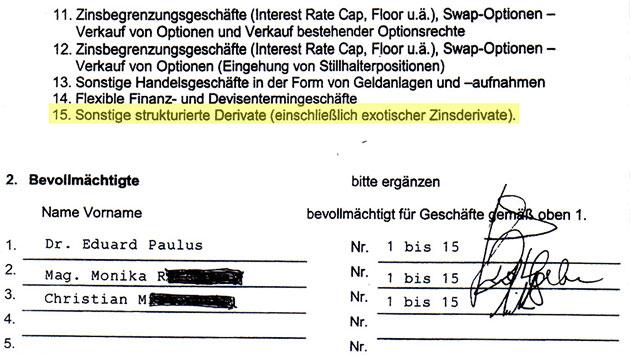 """Brenner schränkte """"Zocker-Befugnis"""" schon im Juli ein (Bild: """"Krone"""")"""