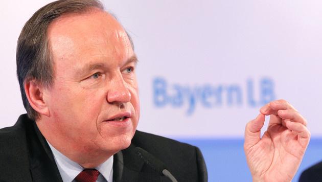 """Hypo-Pleite: Bayern klagen """"jeden Cent"""" ein (Bild: dapd/Sebastian Widmann)"""