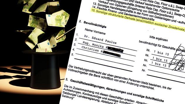 """Mit Vollmacht: So durften Salzburgs Beamte zocken (Bild: thinkstockphotos.de, """"Krone"""", krone.at-Grafik)"""