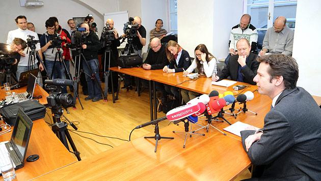 "Salzburg-Skandal: SP�-""Kronprinz"" Brenner tritt ab (Bild: APA/FRANZ NEUMAYR)"