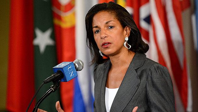 UN-Botschafterin Rice wird nicht US-Au�enministerin (Bild: EPA)