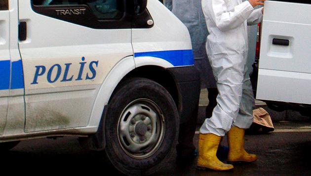 Gastarbeiter begeht in Heimat Doppelmord (Bild: EPA)