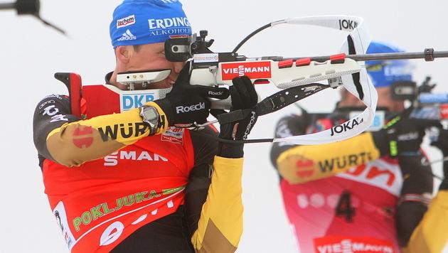 Sieg für Birnbacher, kein Österreicher in den Top 10 (Bild: EPA)