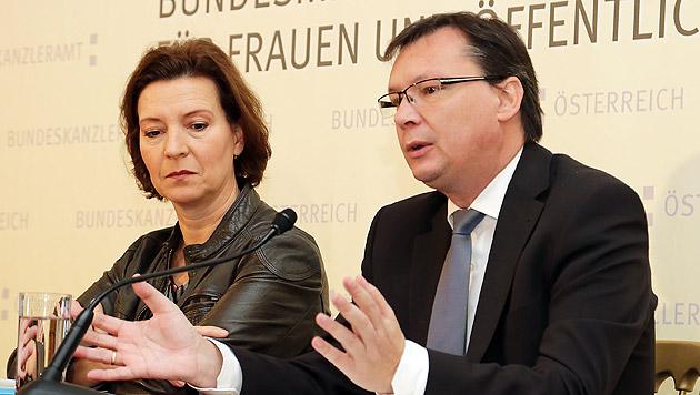 Berufsheer: SPÖ sieht Chance auf mehr Soldatinnen (Bild: Klemens Groh)