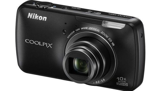 Coolpix S800c: Nikons Android-Debüt im Test (Bild: Nikon)