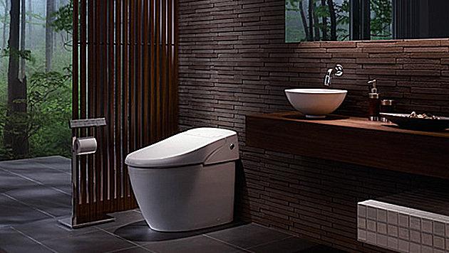 High-Tech-Toilette Satis kann gehackt werden (Bild: Lixil)