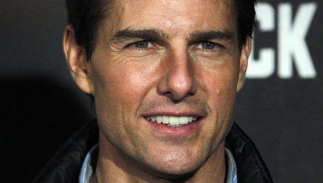 """Tom Cruise kommt zu """"Oblivion""""-Premiere nach Wien (Bild: AP)"""