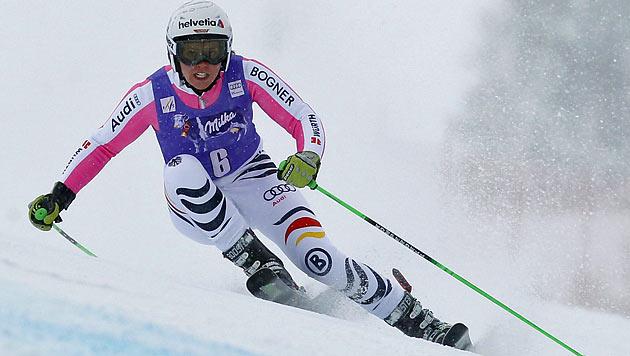 Ski-Ass Rebensburg verpasst  Weltcupauftakt (Bild: EPA)