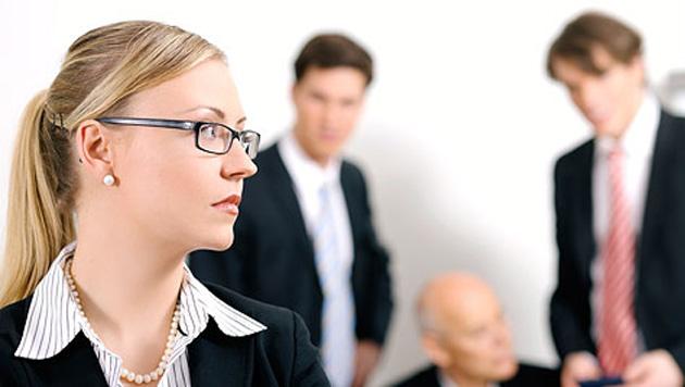 Bei Mobbing am Arbeitsplatz haften die Arbeitgeber (Bild: thinkstockphotos.de)