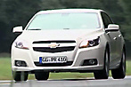 Chevrolet Malibu - Ami goes Europe (Bild: krone.tv)