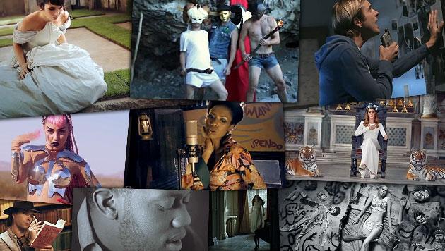 """Das """"Krone""""-Team kürt die besten Alben 2012 (Bild: YouTube.com)"""