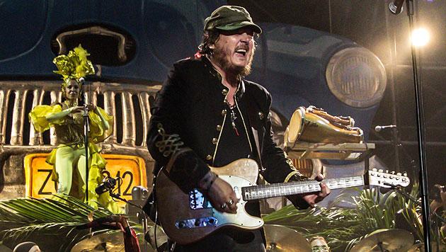 Italo-Rocker Zucchero begeisterte Kuba (Bild: Robert Hinterleitner)