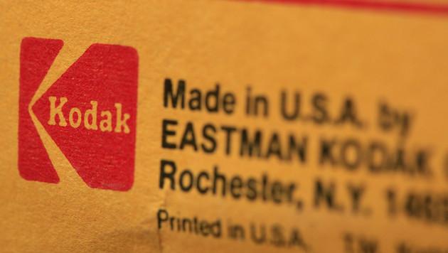Kodak verscherbelt Digitalfoto-Patente für 525 Mio. Dollar (Bild: AP)