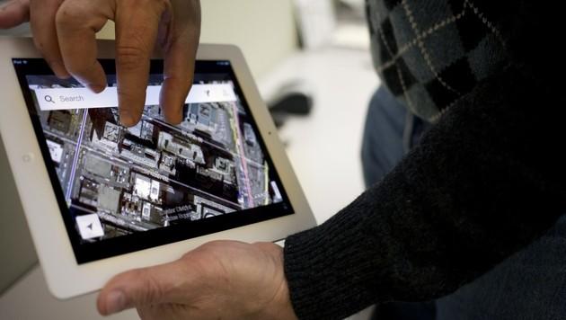 Apple-Patent für Zoomen mit Fingern womöglich ungültig (Bild: AP)