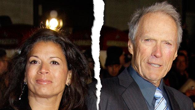 Clint Eastwood und seine Frau haben sich getrennt (Bild: dapd)