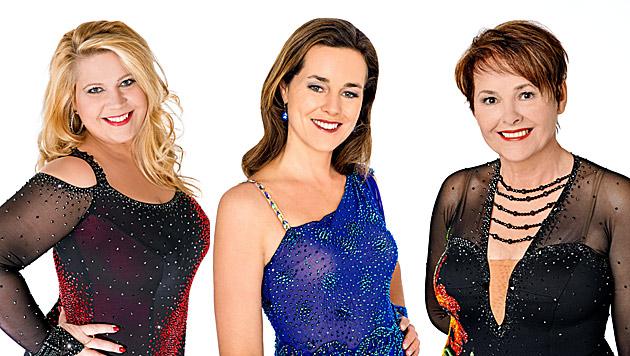 """""""Dancing Stars""""-Plätze für Ahrens, Hirschler und Salzer (Bild: ORF)"""