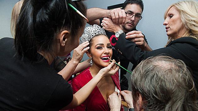 """Olivia Culpo aus den USA ist die neue """"Miss Universe"""" (Bild: EPA)"""