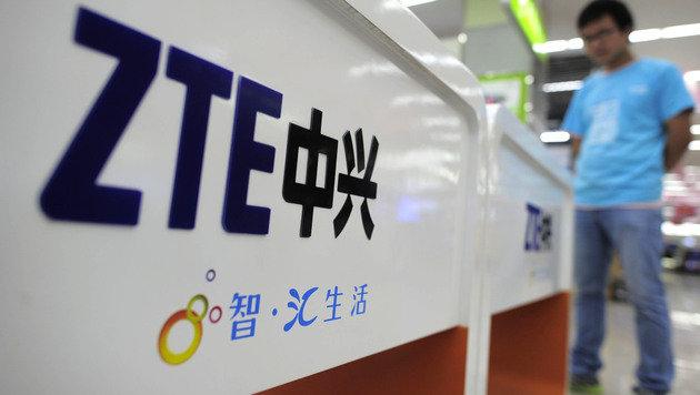 ZTE will Österreichs Mobilfunk-Ausbau teils vorfinanzieren (Bild: AP)